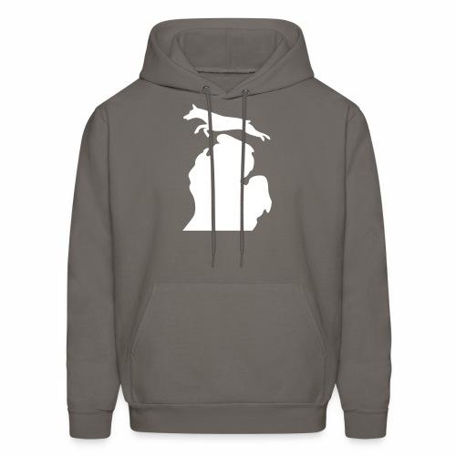 Doberman hoodie - Men's Hoodie