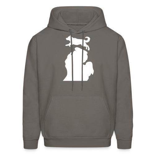 Husky hoodie - Men's Hoodie