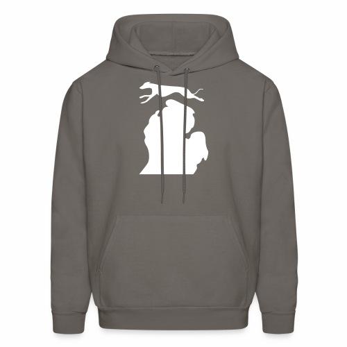 Greyhound hoodie - Men's Hoodie