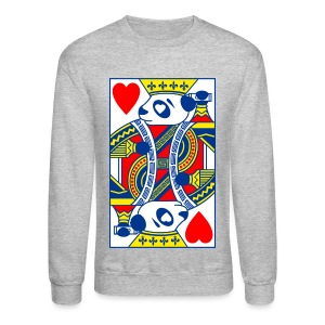 CRAY OF HEARTS - Crewneck Sweatshirt