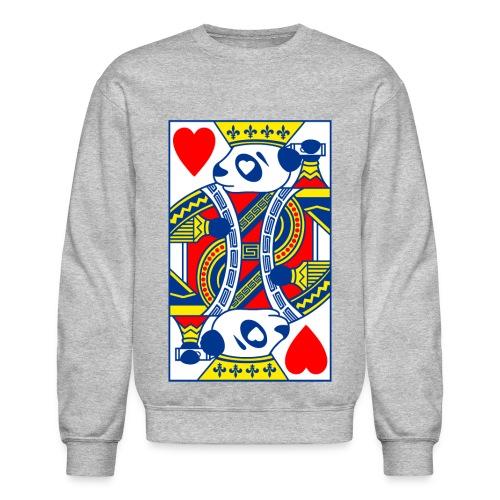 CRAY OF HEARTS - Crewneck Sweatshirt