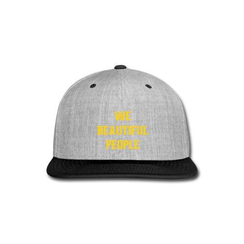 WBP Snapback - Snap-back Baseball Cap