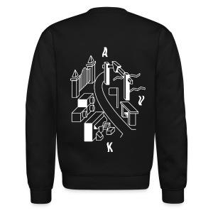 Monuments Crewneck - Crewneck Sweatshirt
