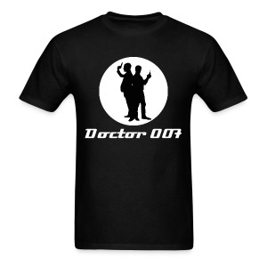 Men's Doctor 007 T-Shirt - Men's T-Shirt
