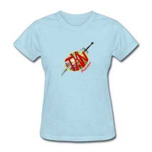 Woman's THN Sword Logo T-Shirt - Women's T-Shirt