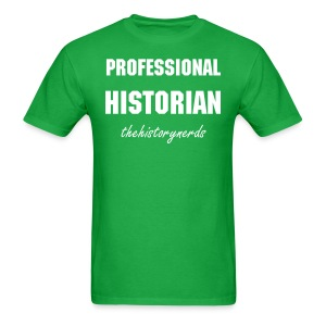 Men's Professional Historian T-Shirt - Men's T-Shirt