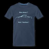 T-Shirts ~ Men's Premium T-Shirt ~ Article 103146710