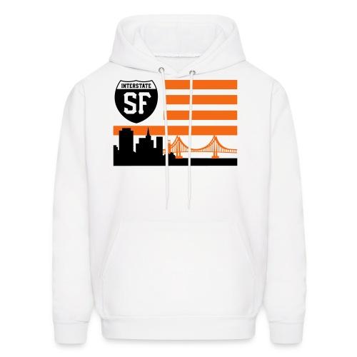 SF Flag - Men's Hoodie