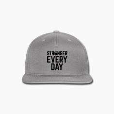 Stronger Every Day Caps