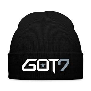 Got7 Logo - Knit Cap with Cuff Print