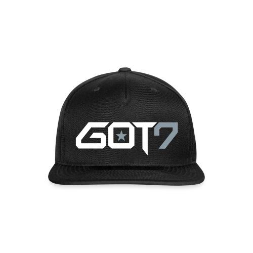 Got7 Logo - Snap-back Baseball Cap