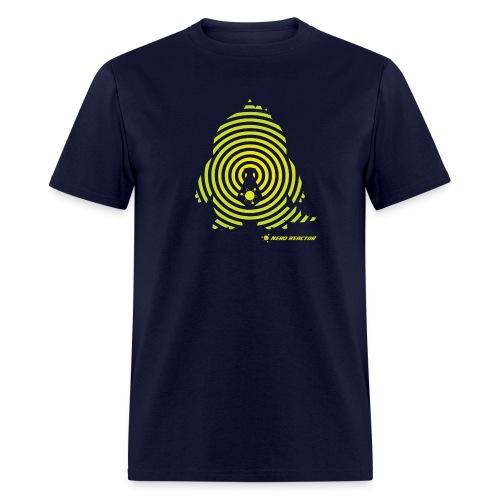 NR Swirl - Men's T-Shirt