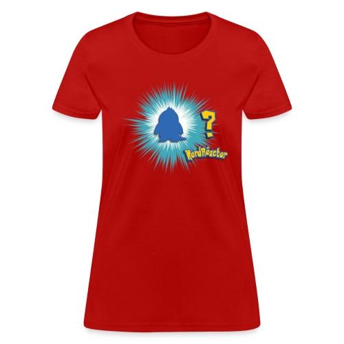 Who's That NR? Women - Women's T-Shirt