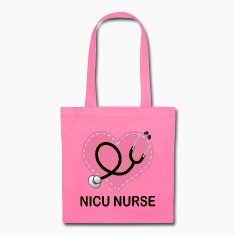 NICU Nurse Stethoscope Bags & backpacks