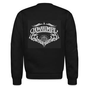 Maple Long Sleeve / Black - Crewneck Sweatshirt