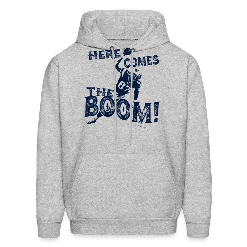 Here Comes The Boom - Men's Hoodie