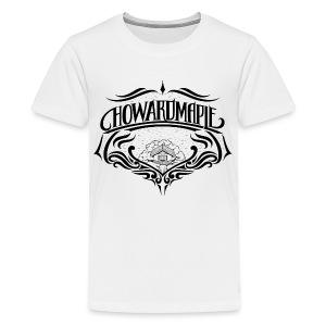 Maple T-shirt / White - Kids' Premium T-Shirt