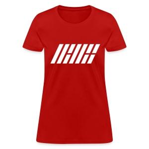 iKON Logo - Women's T-Shirt