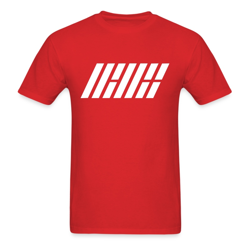 iKON Logo - Men's T-Shirt