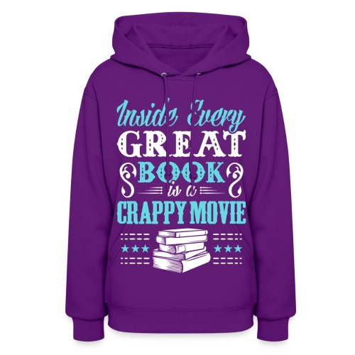 Book Lovers Hoodie - Women's Hoodie
