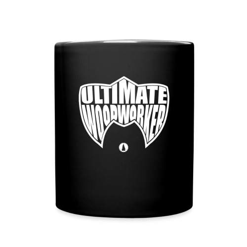 Ultimate Woodworker (white) - Full Color Mug