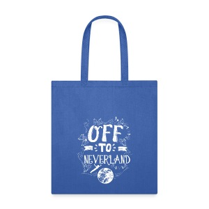 Neverland Tote - Tote Bag