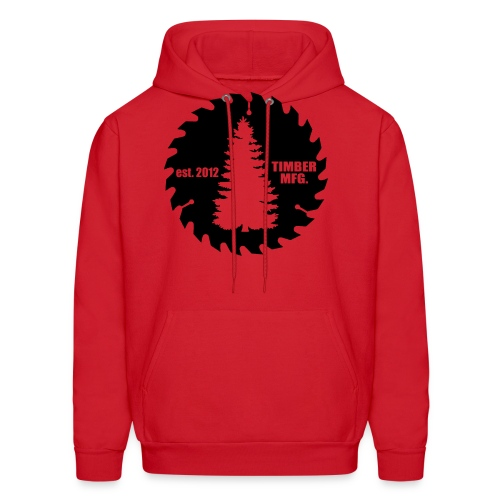 OG Saw Blade (black) - Men's Hoodie