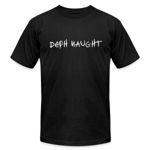 Deph Naught - Mens T-Shirt - Men's Fine Jersey T-Shirt