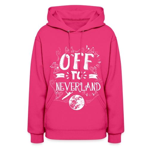Neverland Women's Hoodie  - Women's Hoodie