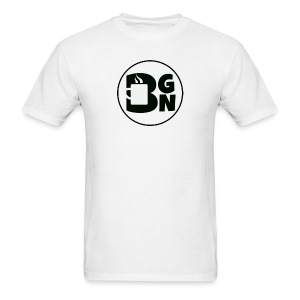 Brew Gaming Network White T-Shirt - Men's T-Shirt