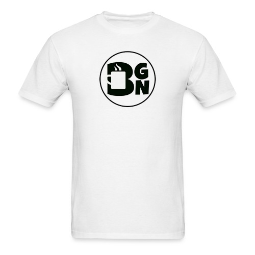 Brew Gaming Network White T-Shirt - Men's T-Shirt