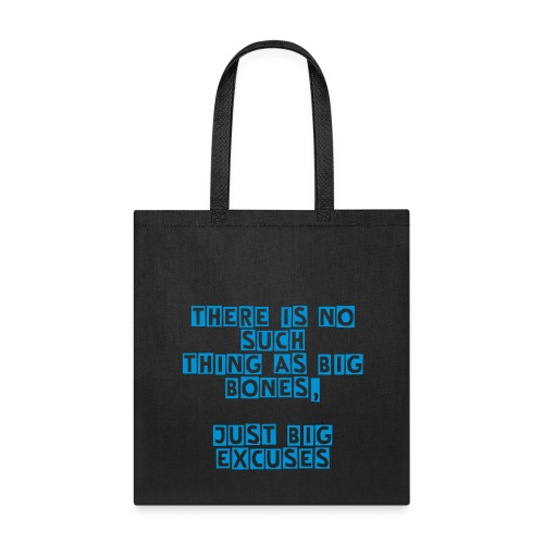 Big Bones Tote Bag - Tote Bag