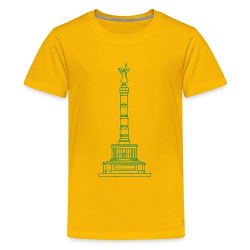 Berlin Victory Column - Kids' Premium T-Shirt