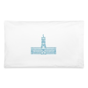 Red City Hall Berlin - Pillowcase