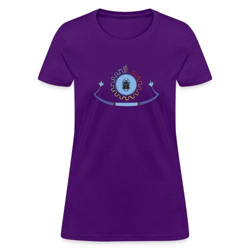 Women's T-Shirt purple - Women's T-Shirt