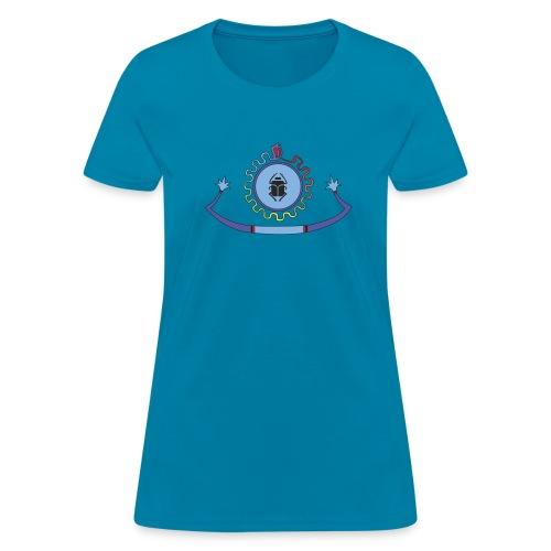 Women's T-Shirt turquoise - Women's T-Shirt