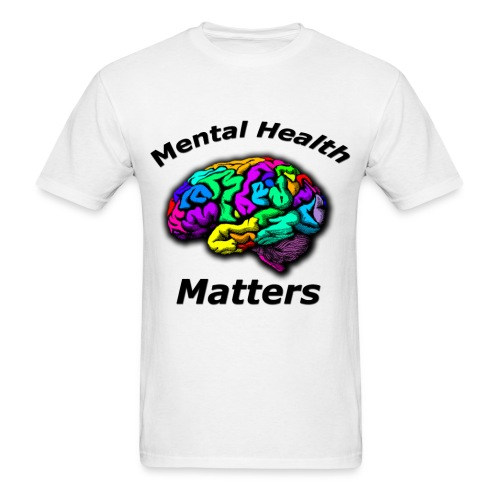Mental Health Matters Men's Tee - Men's T-Shirt