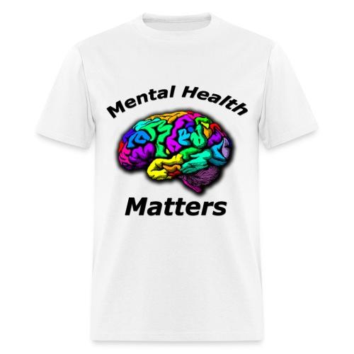 Mental Health Matters Men's Tee - Men's T-Shirt