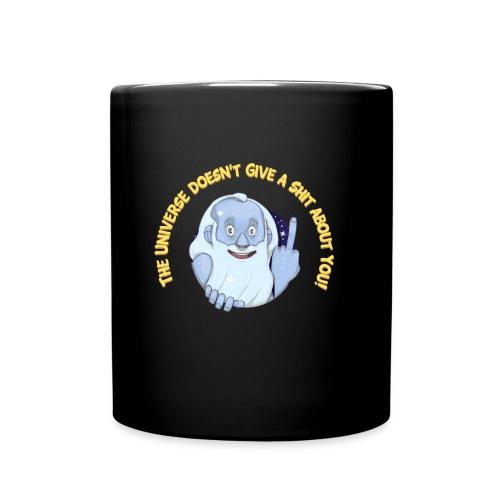 TUDGASAY Black Coffee Cup - Full Color Mug
