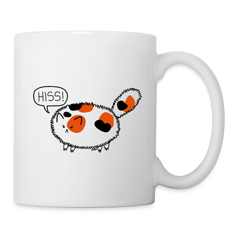 Hiss! Mug - Coffee/Tea Mug