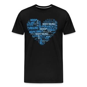 Heart of Hope Men's - Men's Premium T-Shirt