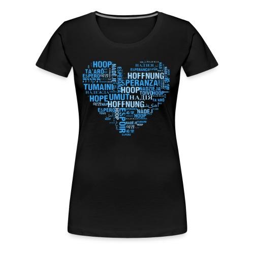 Heart of Hope Women's - Women's Premium T-Shirt