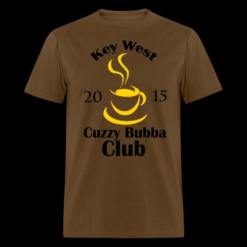 Cuzzy Bubba Club - Men's T-Shirt