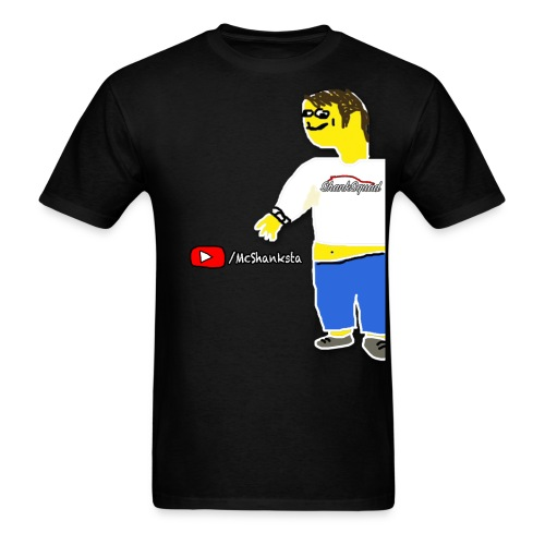 Cartoon ShankSquad Official Tee - Men's T-Shirt
