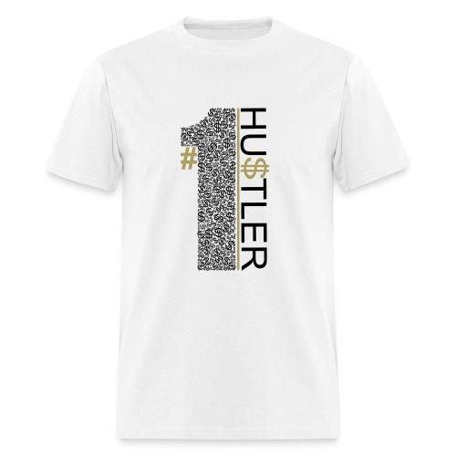Number1Hustler - Men's T-Shirt