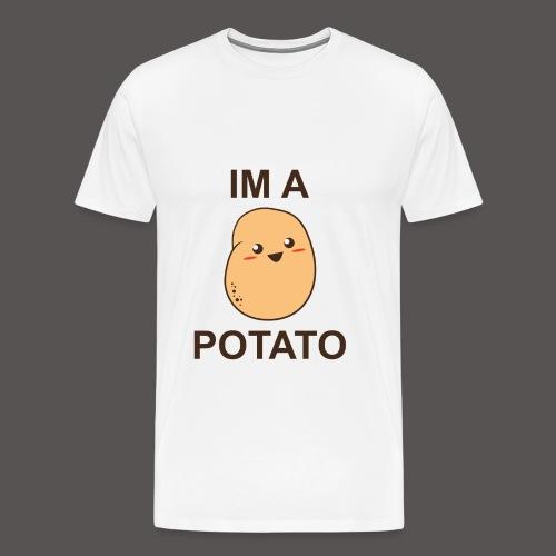 Im a Potato T-Shirt v2 - Men's Premium T-Shirt