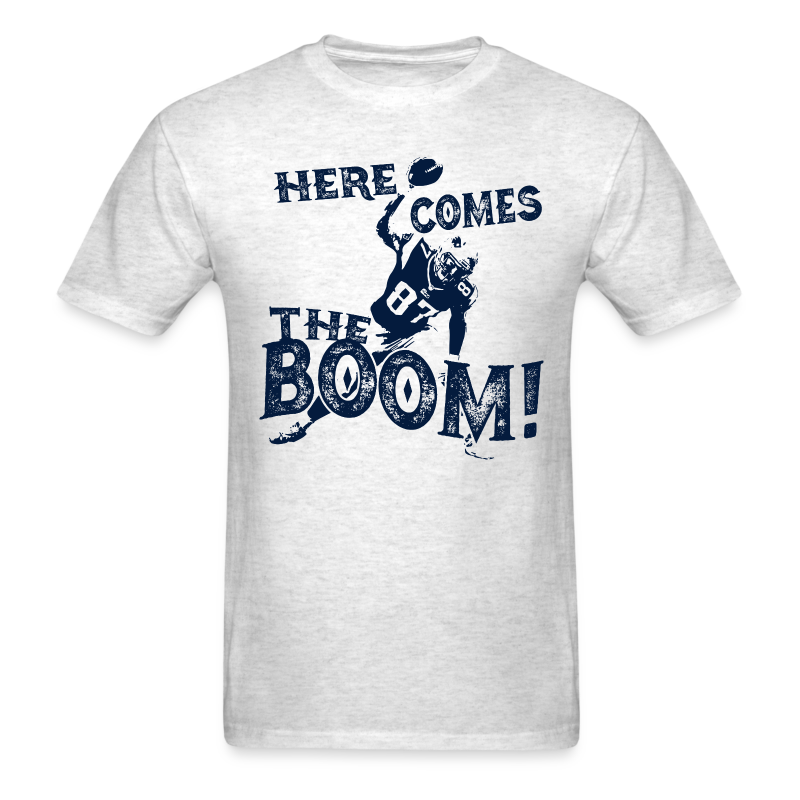 Here comes the Boom! Rob Gronkowski Shirt - Men's T-Shirt