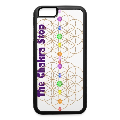Flower Of Life Chakra IPHONE 6 Case - iPhone 6/6s Rubber Case