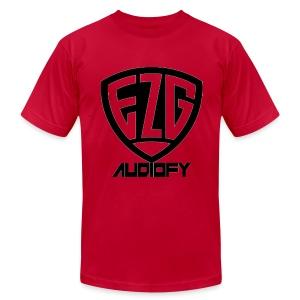 EZG_Audiofy - Men's Fine Jersey T-Shirt