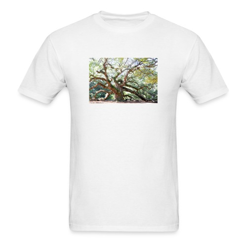 Angel Oak Tree T Shirt - Men's T-Shirt